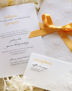 How to write an invitation for weddings and other social occasions