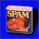Spam, spam, glorious spam