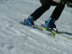 How to hit the ski slopes - and sharpen up your business-speak