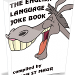Am I nuts to sell the English Language Joke Book for so little?