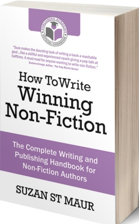 How to write a winning non-fiction book: your personal writing coach is right here