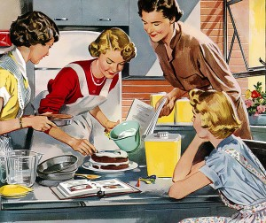 Food and eating in the UK, 1950s: what it was really like