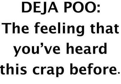 Here are some funny jokes about deja vu