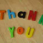 How to make it fun for your kids to say thank you