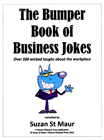 Over 500 wicked laughs about the workplace