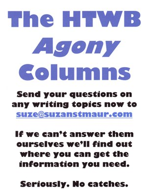 Email your questions to suze@suzanstmaur.com