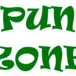 Welcome to PunZone: stand by for some doozers