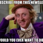 Blog posts and email newsletters: kissing cousins?