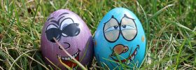 Humorous Easter Eggs on How To Write Better