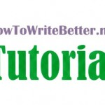Essential business writing tips for new company start-ups: tutorial