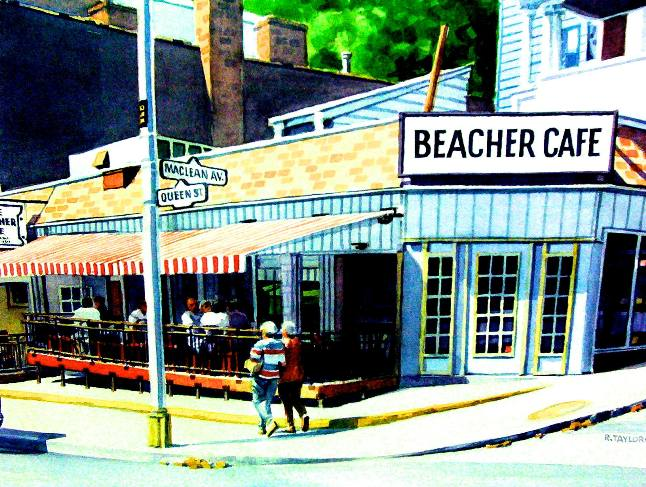 The Beacher Cafe, Toronto