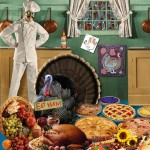A very Happy Thanksgiving to all our USA readers!