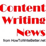 Content Writing News – top curated articles for March 2015