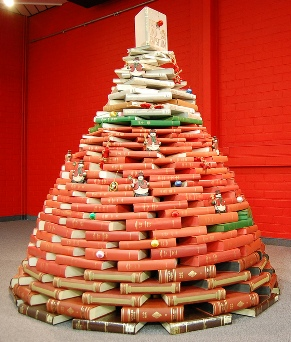 The joy of books at Christmas