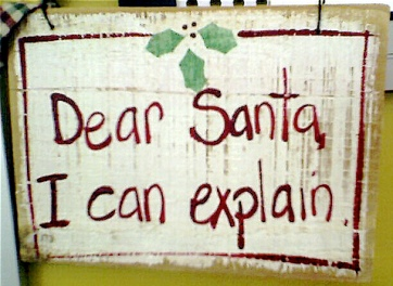 christmas jokes letters to santa - Funny Christmas Letters