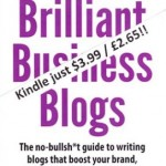Learn how to write brilliant business blogs – for the price of a Starbucks coffee