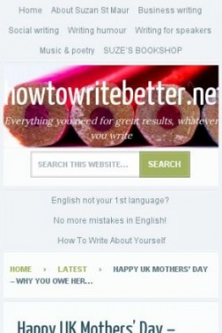 Websites must be mobile friendly by April 21st. Here's a quick way to find out if yours is...