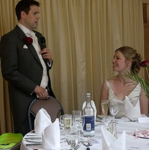 How to write a great wedding speech - 10 Quick Tips