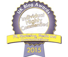 HTWB UK blog award