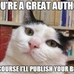 Book publishing scams – three stinky examples