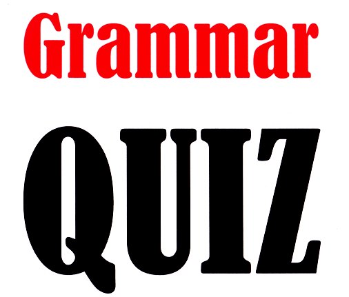 Business writing quiz: how many grammar questions can you get right?