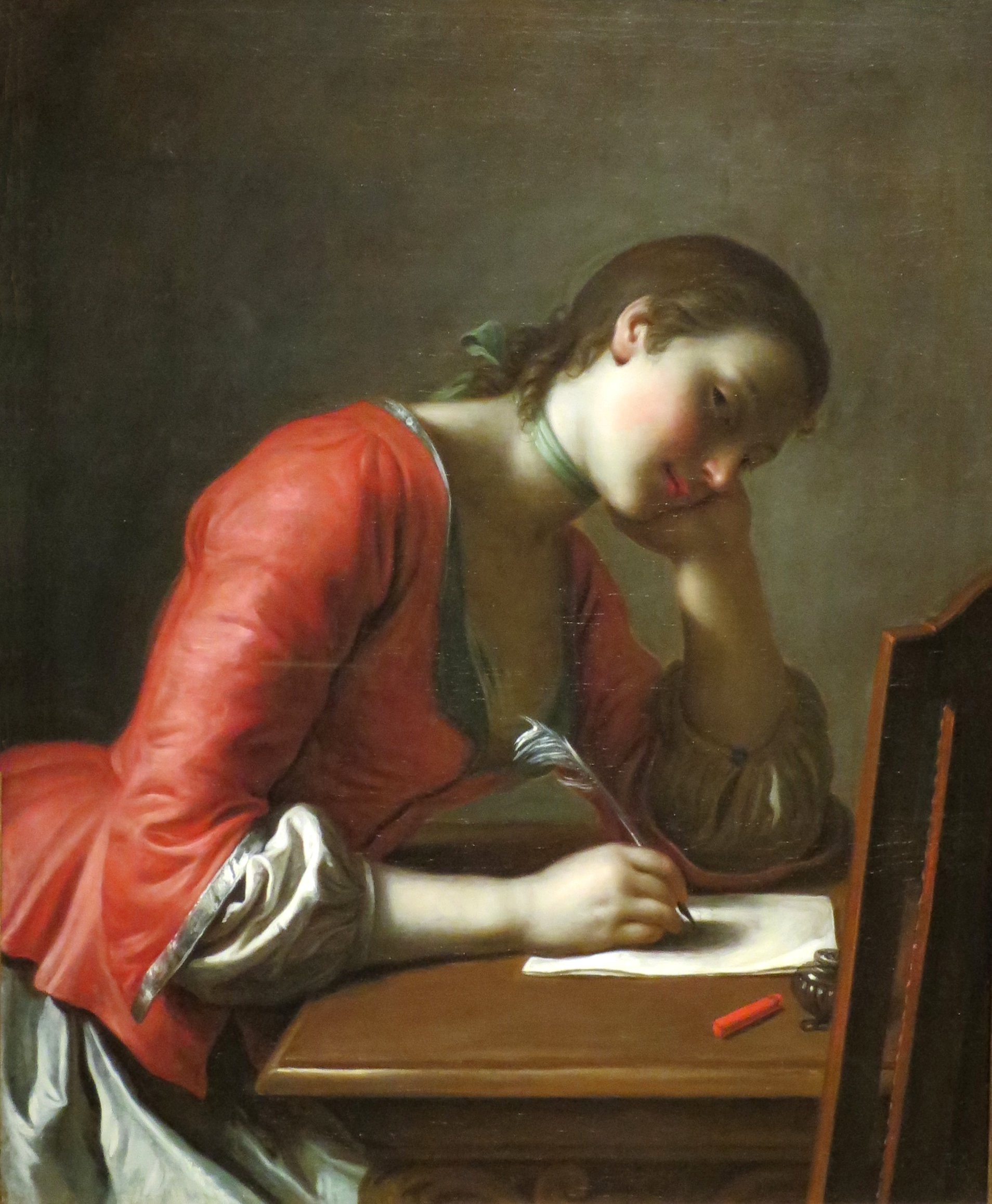 Have we forgotten how to write from the heart - and hand?