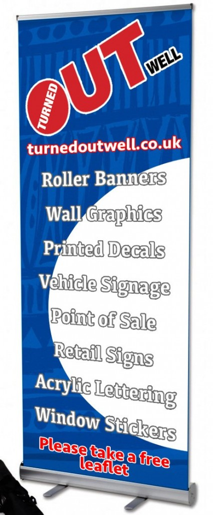 How to create a roller banner that works hard for your business