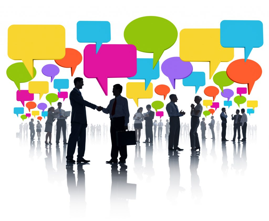Business networking - why you need to write what you say you'll write