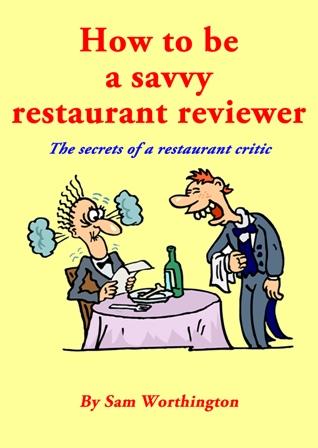 How to write a tasty restaurant review