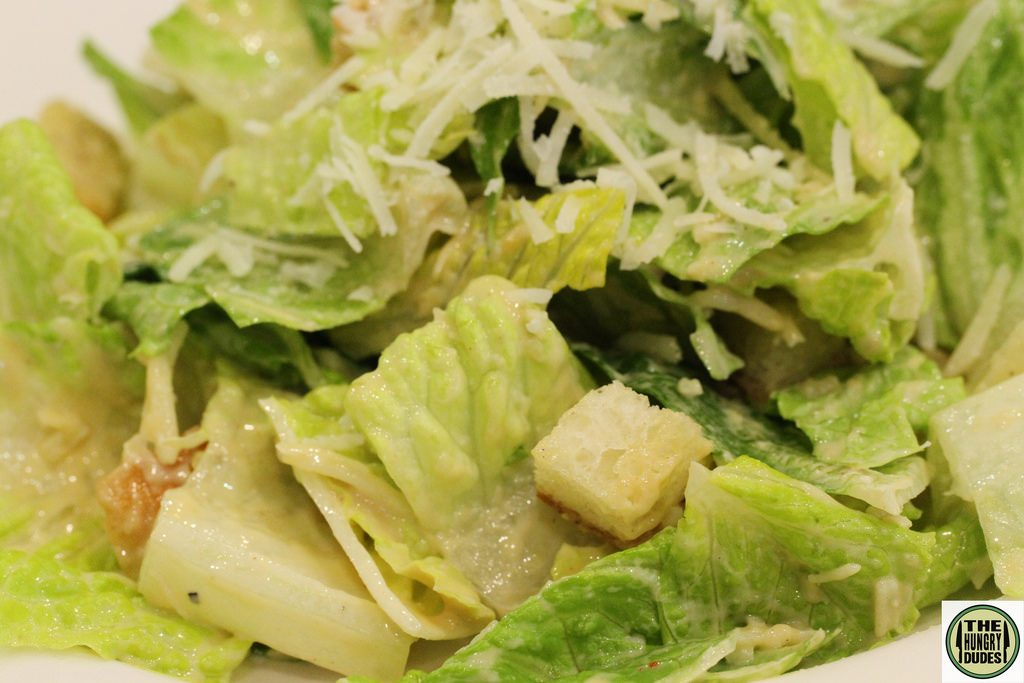 Funny rude poem about caesar salad by Suzan St Maur