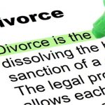 What to write when someone gets divorced