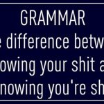 National Grammar Day – celebrate with goofs from the UK Daily Fail