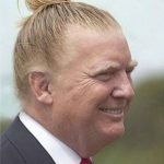 Are man buns hair, or tumors rare?