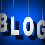Network marketers, IFAs etc – yes, you CAN blog if you want to