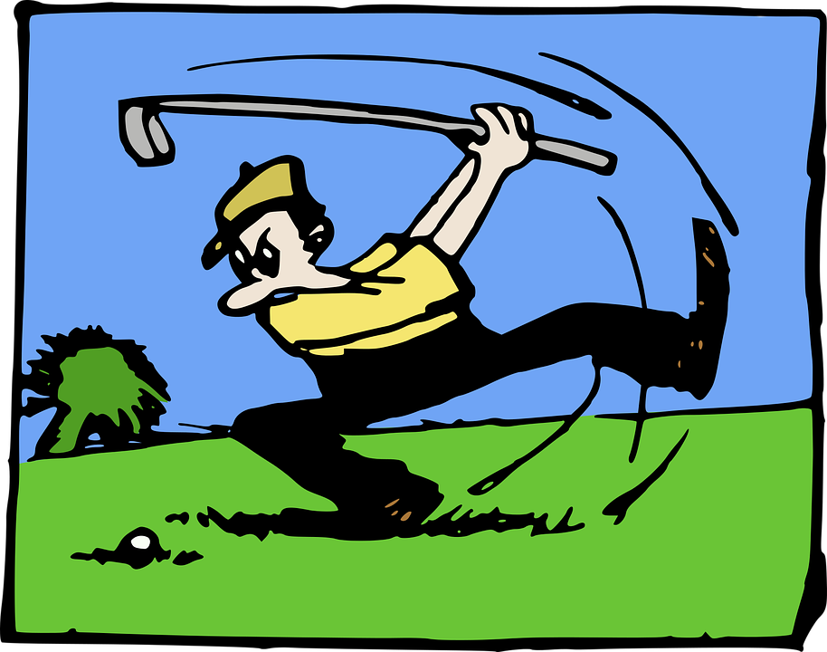 Why Jim Will Never Play Golf Again on Latest Old English Writing