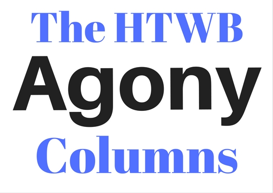 Agony Columns on How To Write Better