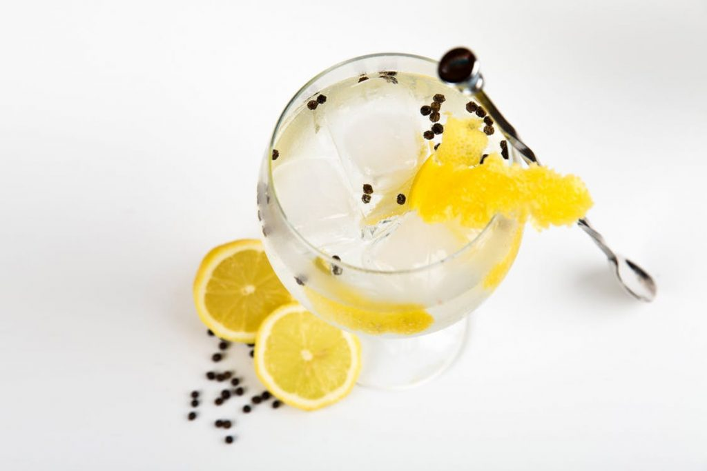Poet's Corner: why is GIN so IN?