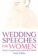 Weddings: it's official. Women's speeches are IN!