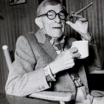 Humor from the wonderful George Burns: what a legend!