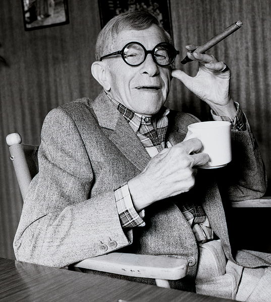 Humor from George Burns