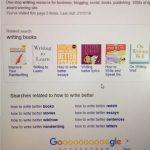 Google page one spot for HTWB