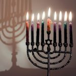 Hanukkah celebration on HTWB