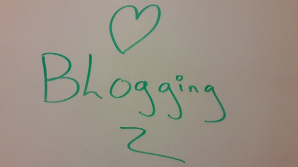 Blogging is still alive