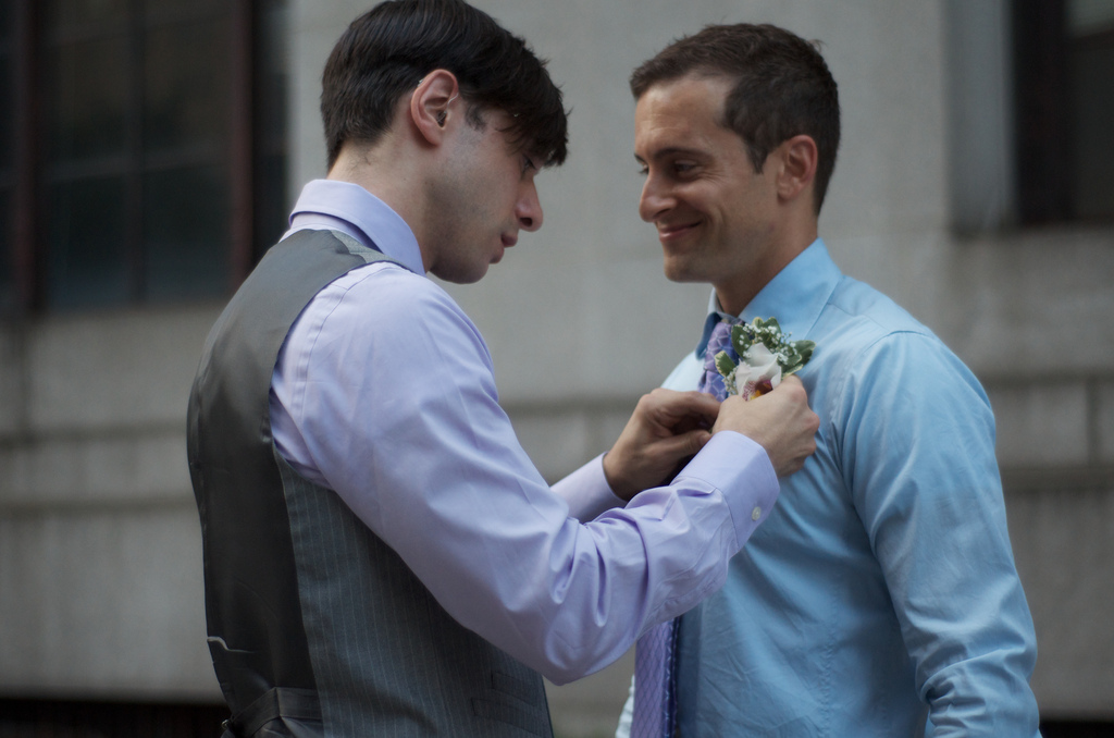 wedding speeches at same-sex weddings