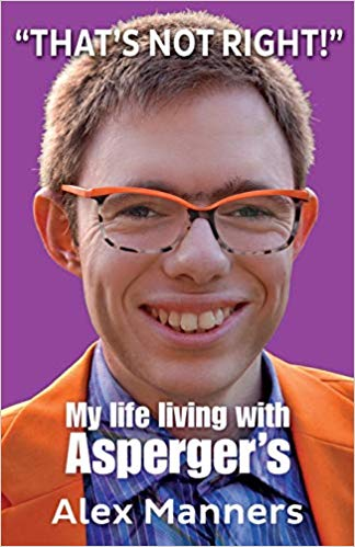 Alex Manners new book about autism