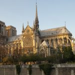 Poem about Notre Dame Cathedral