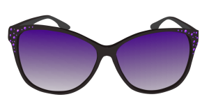 glasses as logo