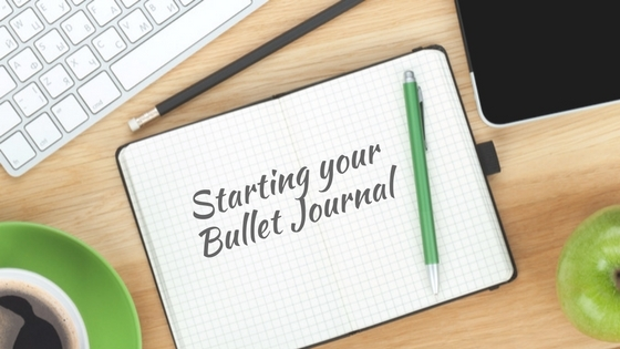 article about bullet journaliing by sarah sibley on how to write better with suzan st maur